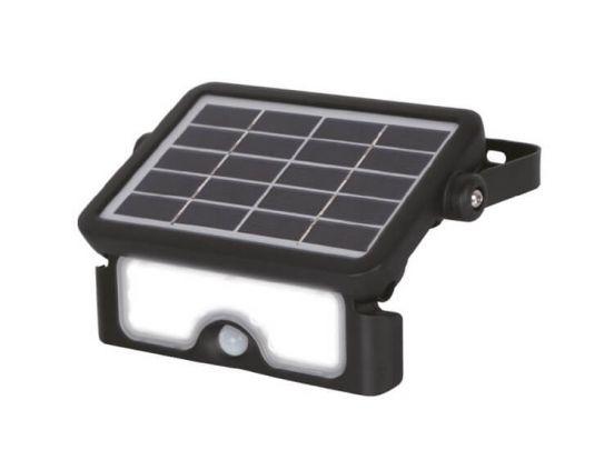 Höfftech Ultra Krachtige Solar LED Floodlight - Lichtopbrengst Van 500 Lumen
