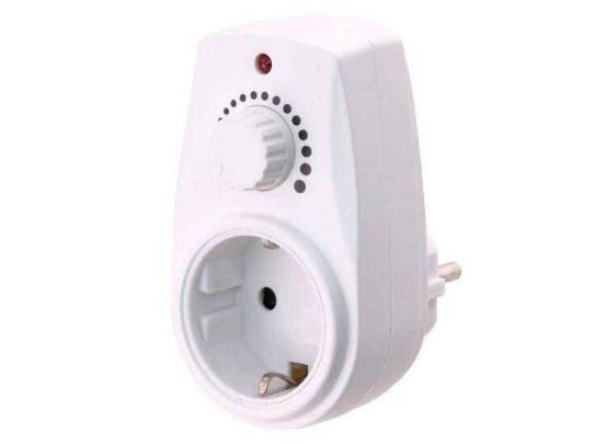 Bellson Stopcontact Dimbaar - Met randaarde & kinderbeveiliging