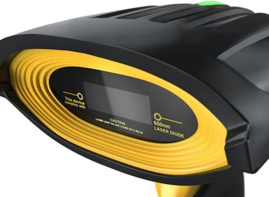 Draagbare Laser Barcode Scanner