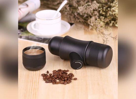 Sweet-Alice handmatige mini espresso-apparaat