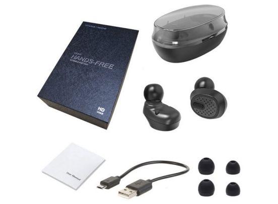 Fedec Ture Wireless Stereo Earphones - T100