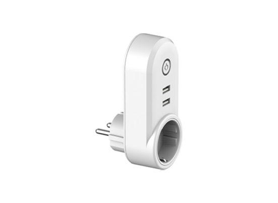 Smart WiFi Power Plug Stopcontact - Werkt met Alexa & Google Home