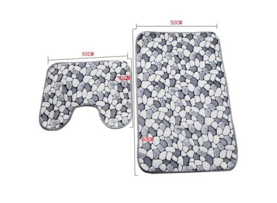 Anti slipmat 2 stuks – slipmat voor vergroting van de veiligheid in de badkamer
