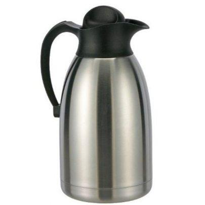 RVS Thermoskan - 2 Liter