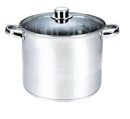 Michelino RVS soeppan – 21 liter