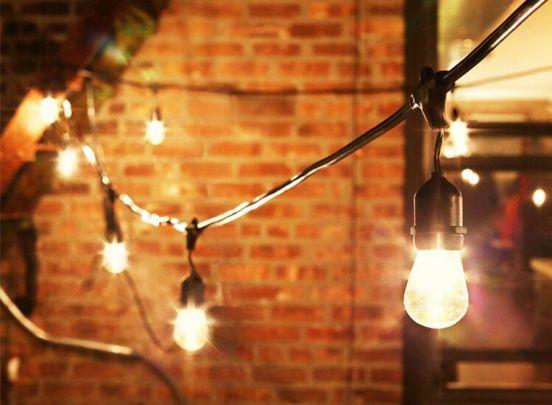 Led Lichtsnoer Filament 10 x 7.5m