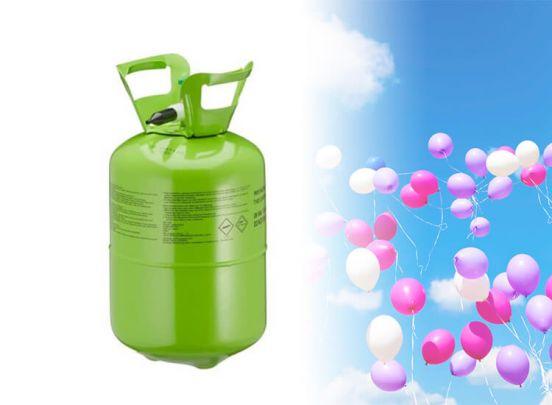 Helium tank voor 30 balonnen