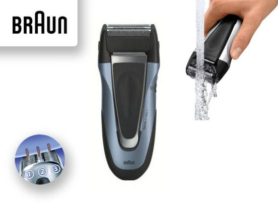 BrAun Smartcontrol Shaver PRO