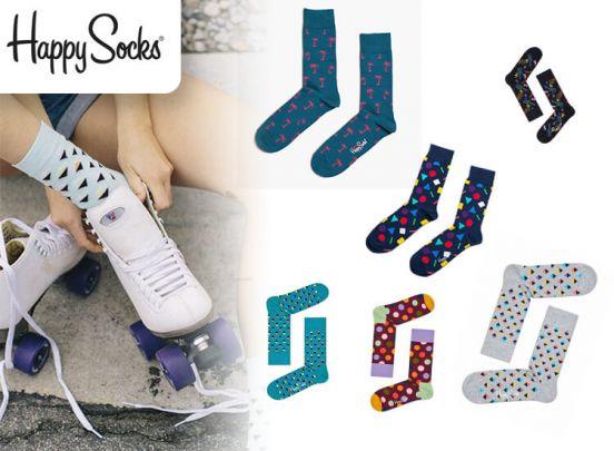 Happy Socks - 6 paar - maat 41-46