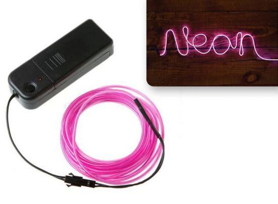 Deluxa flexibele neonlicht kabel - 3 meter