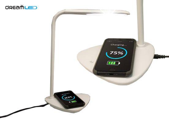 Deamled wireless charge desk light WDL-100