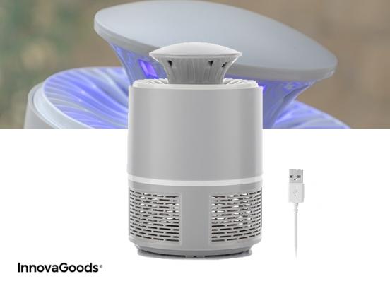 InnovaGoods Antimuggenzuiglamp Kl Twist