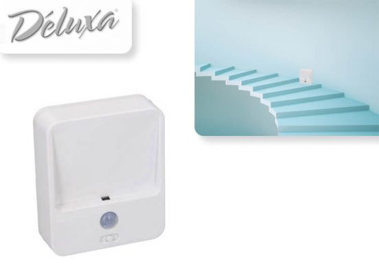 Deluxa LED licht met sensor
