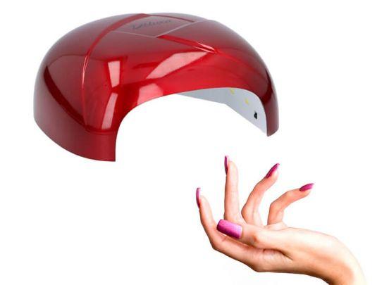Deluxa LED nagellak droger