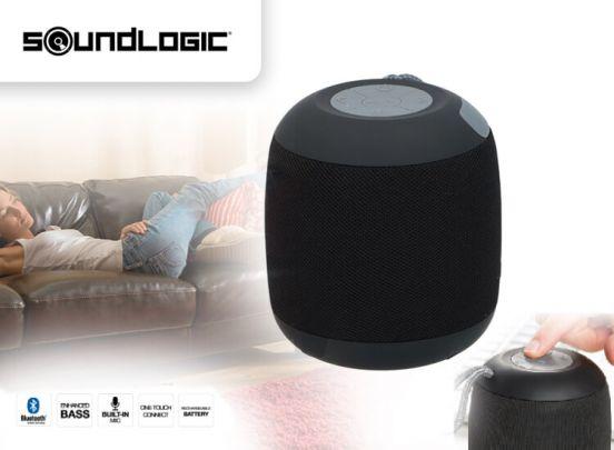 Soundlogic Stembestuurbare speaker