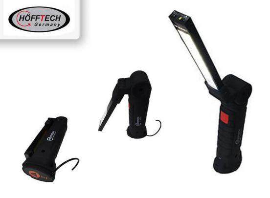Hofftech LED Lamp COB 3W - Flexibel & Oplaadbaar