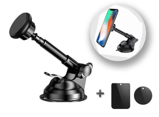 Magnetische Autohouder voor Smartphones