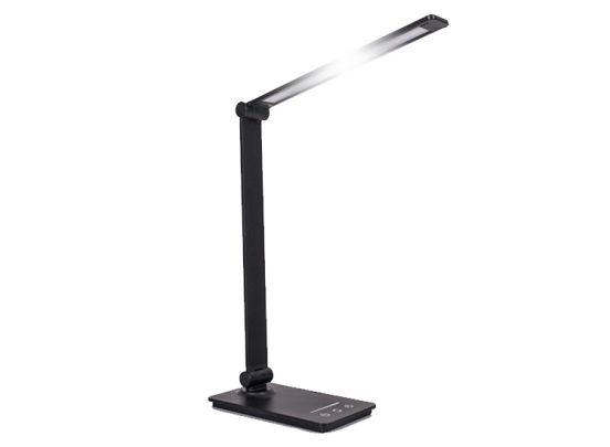 Bureaulamp LED Dimbaar - Zwart