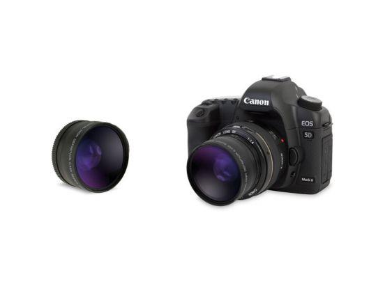 Groothoek- en macrolens  - 58 MM - Canon