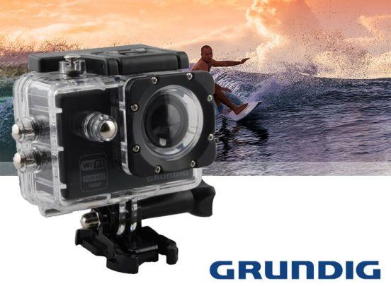 Grundig action cam