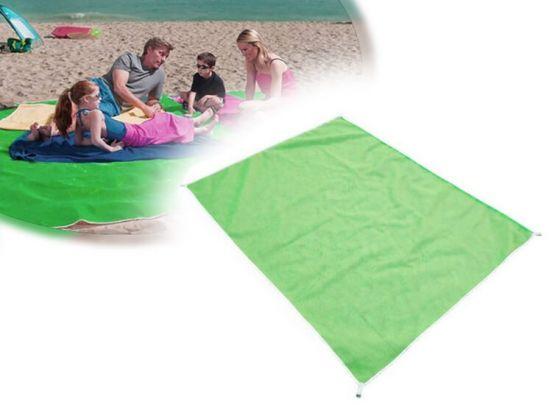sand free beach mat-Groen