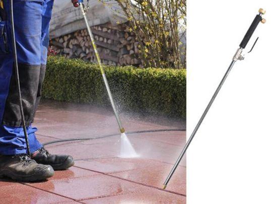 Water Jet Hogedrukreiniger - Transformeer je tuinslang in een hogedrukreiniger