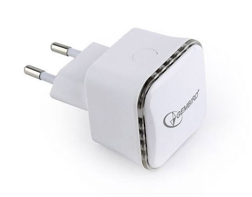 Gembird wifi repeater WNP-RP300-01 - Versterk heel eenvoudig je WiFi netwerk