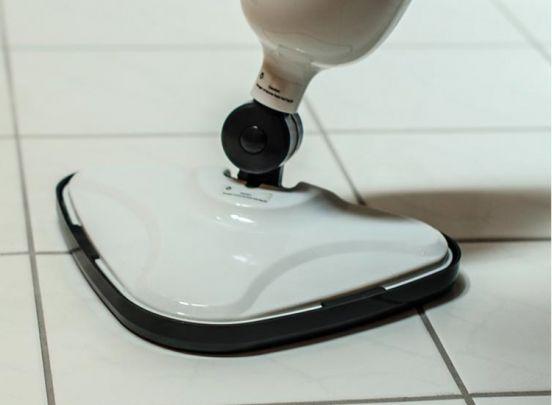 Grafner hygiënische stoomreiniger - Geschikt voor tegels, marmer, laminaat en tapijt
