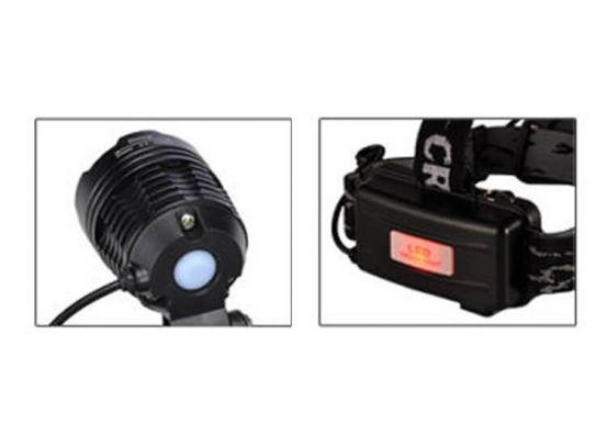 T6 Hoofd werklamp - Met verstelbare banden