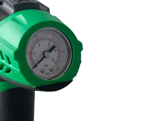 Hofftech draadloze accu compressor - geschikt voor o.a. autobanden, fietsbanden en meer