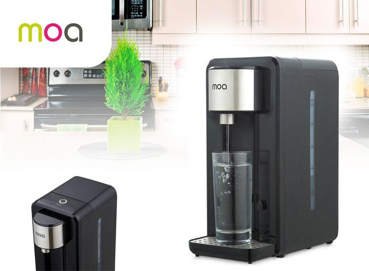 MOA KT2214A Instant Cooker met boiler en water dispenser