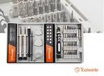 Toolwelle Precisie Schroevendraaiers - Complete 39-Delige Set