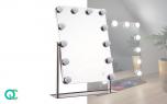 FilnQ Design Hollywood Make-up Spiegel - 12 LED lampjes