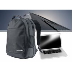 Laptop Rugzak - Daily 'Business' - 28 Liter - Zwart