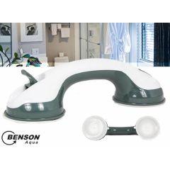 Benson Badkamer Handgreep met Zuignappen