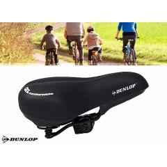 Dunlop gel fietszadel - Voor maximaal comfort