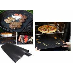 Grillmat duopack - Nooit meer een vieze oven