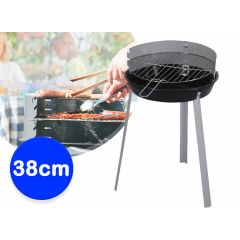 BBQ barbecue rond 38 cm - Leuke ronde bbq