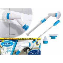 Oplaadbare elektrische schoonmaakborstel -  De ideale draadloze schoonmaakhulp