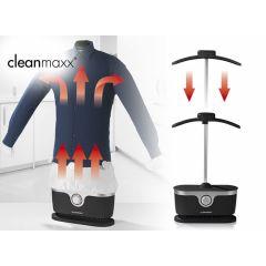 Cleanmaxx automatische strijkmachine - zwart - Strijkt en droogt al je textiel