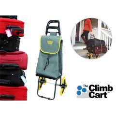 Climb Cart boodschappenkar - Trolley met unieke wielen die trap kunnen lopen