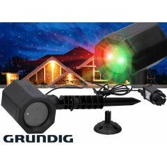 Grundig Laserlight - Binnen een paar seconden je tuin of huis verlicht