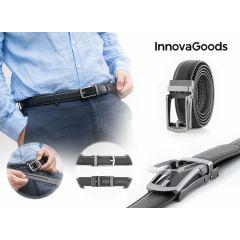 InnovaGoods verstelbare riem - Zonder gaatjes en verstelbaar om de 0,5 cm