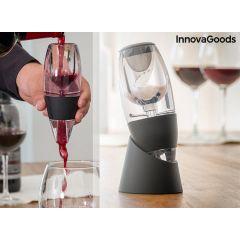 InnovaGoods wijnkaraf - Met filter voor residu en kurkrestjes