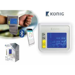 König automatische bloeddrukmeter - Bevestiging om je pols