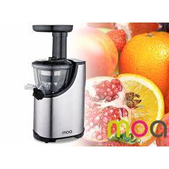 Moa Design professionele slowjuicer - Alle voedingsstoffen en vitamines blijven bewaard