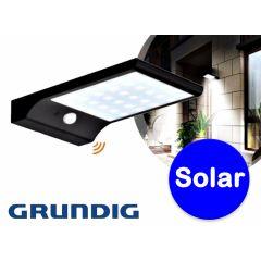 Grundig sensorlamp solar - Met bewegingssensor