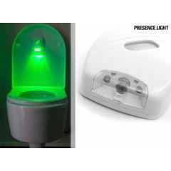 Hulplicht voor het toilet - Ook in het donker netjes naar het toilet