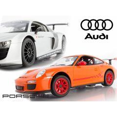 Afstand Bestuurbare Auto - Porche 911 of Audi R8