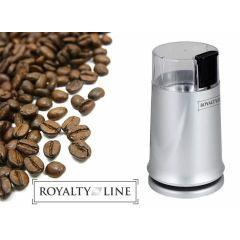 Royalty Line koffiemolen - 150W - Voor vers gemalen koffie of het vermalen van kruiden